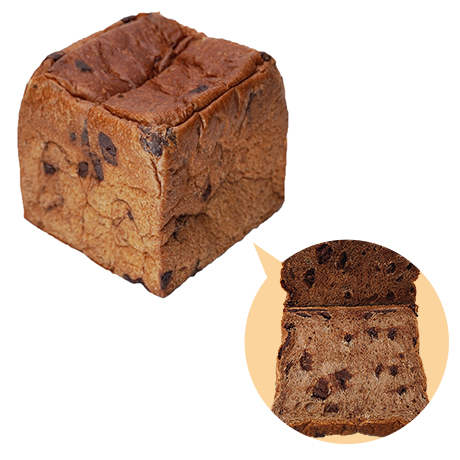 生チョコ食パン